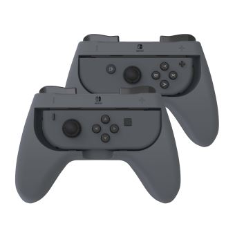 2 Manettes Nintendo Switch Joy,Con PDP Noires