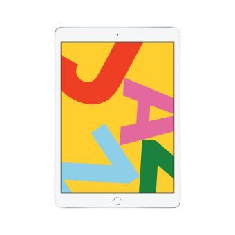 """Nouvel iPad Apple 32 Go WiFi Argent 10.2"""""""