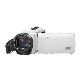 JVC EverioR Quad-Proof GZ-R495WEU Camcorder Wit