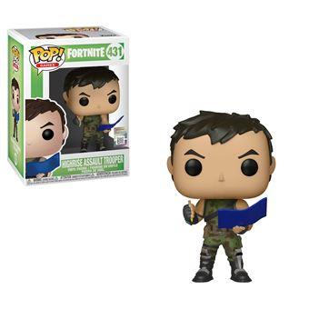 Figurine Funko Pop Games Fortnite Highrise Assault Trooper