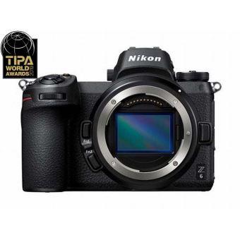 Nikon Z6 Hybride Behuizing Zwart