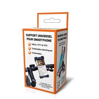 URBANGO SMARTPHONE SUPPORT FOR TROTTINETTE AND BIKE
