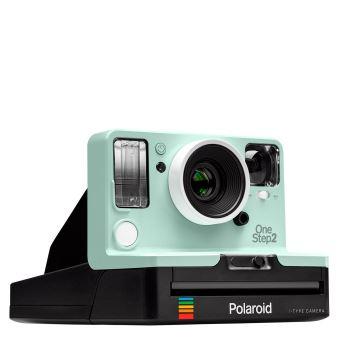 Appareil photo instantané Polaroid Originals OneStep 2 Mint avec viseur -  Appareil photo instantané - Achat   prix   fnac e7bd349e11a3
