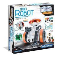 Jeu électronique Clementoni Mon robot avec capteurs