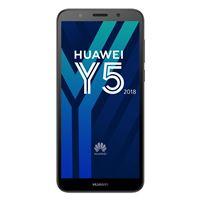 Smartphone Huawei Y5 2018 16GB Black + Dual Sim