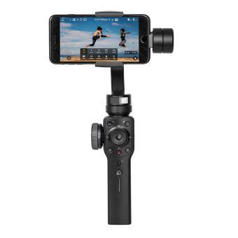 Stabilisateur Zhiyun Smooth-4 Noir pour Smartphone