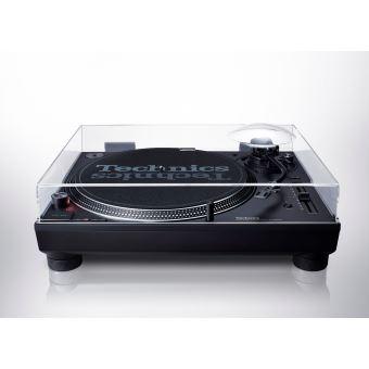DJ Technics SL-1210Mk7EG Platenspeler Zwart