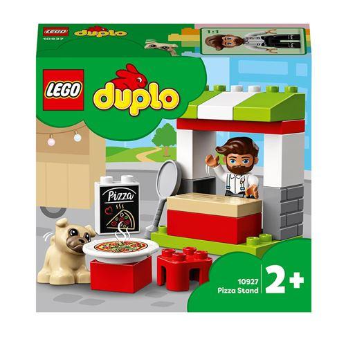LEGO® DUPLO® Town 10927 Le stand à pizza