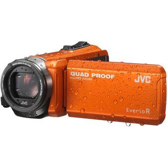 JVC GZ-R405DEU Oranje - camcorder
