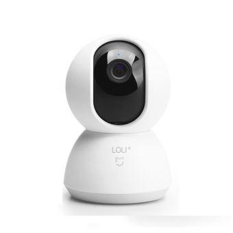 Caméra de sécurité Xiaomi Mi Home 360° Blanc intérieur