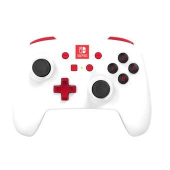 order online best service high quality Manette Nintendo Switch Blanc Sans Fil