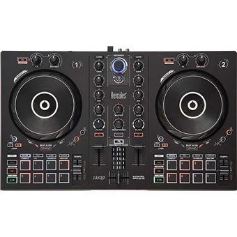 Table De Mixage Hercules Dj Control Inpulse 300