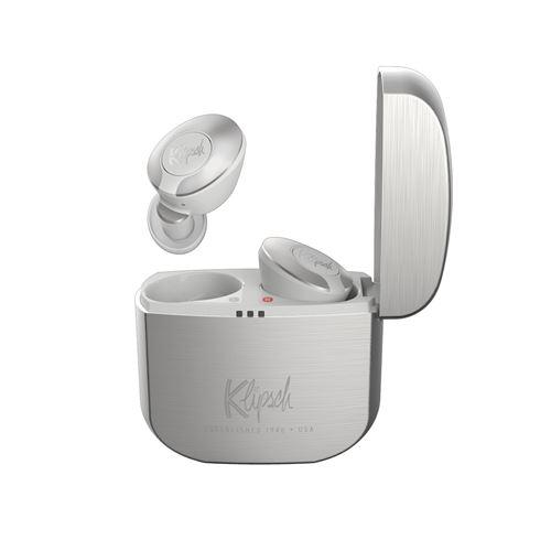 Ecouteurs sans fil Klipsch T5II True Wireless Argent
