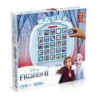 Jeu de société Match Disney Frozen La Reine des Neiges 2