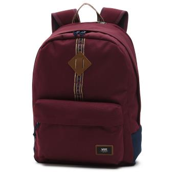 Sac à dos Vans Old Skool Plus Bordeaux
