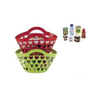 Playset Ecoiffier Cabas Provisions