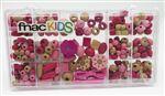 Set de perles en bois Fnac Kids Rose