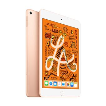 Nieuwe Apple iPad Mini 64 GB WiFi + 4G Goud 7.9""