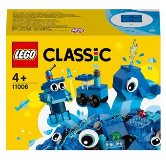 LEGO® Classic 11006 Creatieve blauwe stenen