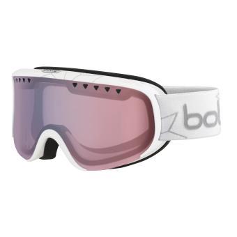 Masque de ski Bollé Scarlett Blanc et rose
