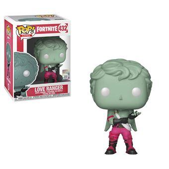 Figurine Funko Pop Games Fortnite Lover Ranger
