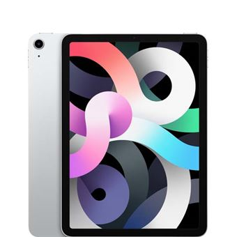 Photo de apple-ipad-air-4e-generation-argent-256-go-wi-fi