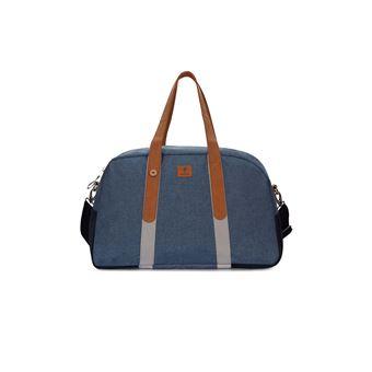 Sac de voyage en polyester Faguo Bag 44 L Bleu