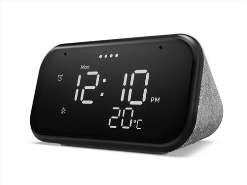 Réveil intelligent Lenovo Smart Clock Essential Gris