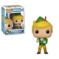 4df22ea52bf28 Figurine Funko Pop Games Fortnite Codename E.L.F Exclusivité Fnac