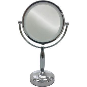 Miroir sur pied Okoia LM5DUAL Argent