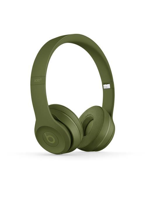 Casque sans fil Beats Solo3 Collection Urbaine Vert olive