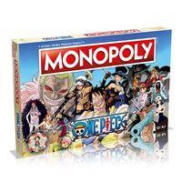 Jeu de société Monopoly One Piece