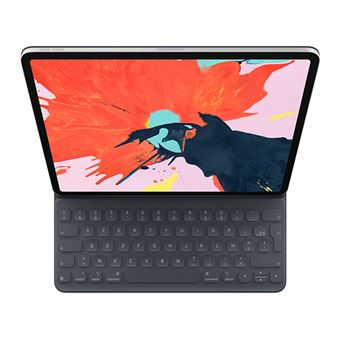 Smart Keyboard Folio Apple pour iPad Pro 12.9'' 3e génération Azerty