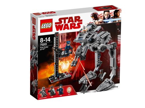 LEGO® Star Wars 75201 AT-ST™ du Premier Ordre