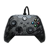 Manette Xbox One filaire PDP Noire camouflage