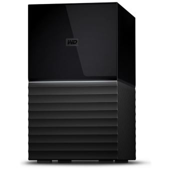 Disque dur externe Western Digital My Book Duo 12 To Noir