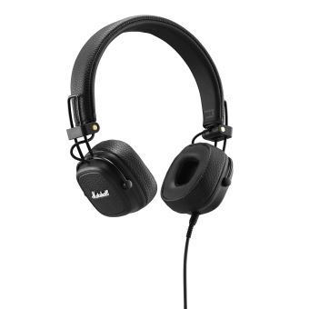 MARSHALL MAJOR III BLACK HEADSET