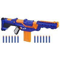 Pistolet 4 en 1 Nerf N-Strike Elite Delta Trooper