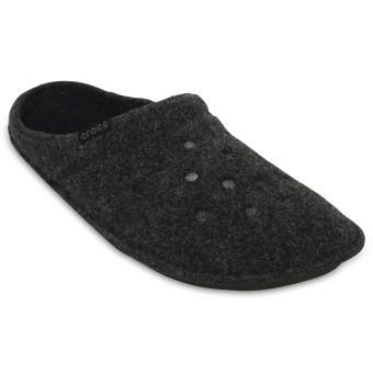Crocs CLASSIC - Chaussons noir QPGKh8eRf