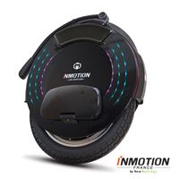 Gyroroue Inmotion V10F 2000W Noir