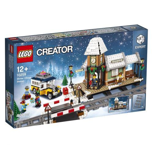 LEGO® Creator Expert 10259 Le village d'hiver