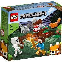 LEGO® Minecraft™ 21162 Het Taiga avontuur