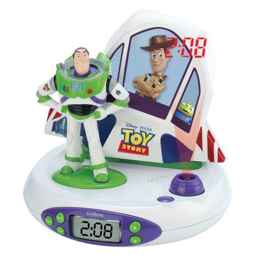 Radio reveil projecteur Lexibook Disney Toy Story