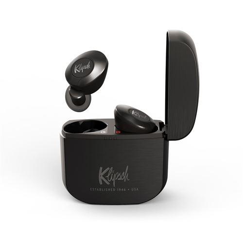 Ecouteurs sans fil Klipsch T5II True Wireless Noir