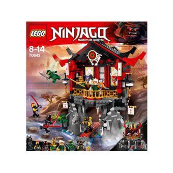 LEGO 70643 TEMPEL VAN DE OPSTAND