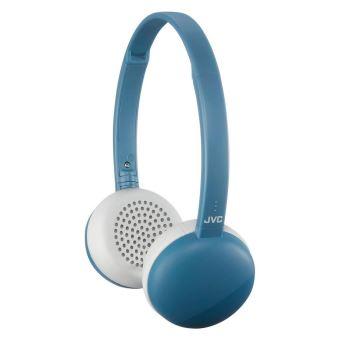JVC HA-S20 BT BLUE HEADSET
