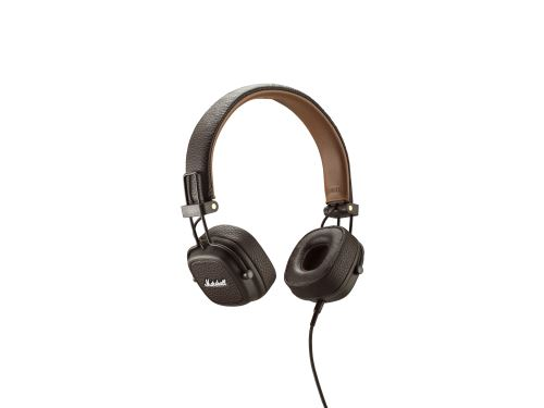 Casque Bluetooth Marshall Major III Marron