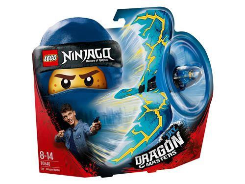 LEGO® NINJAGO® Action Toy 70646 Jay Le maître du dragon