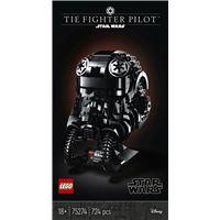 LEGO® Star Wars™ 75274 Le casque de pilote de TIE-Fighter™