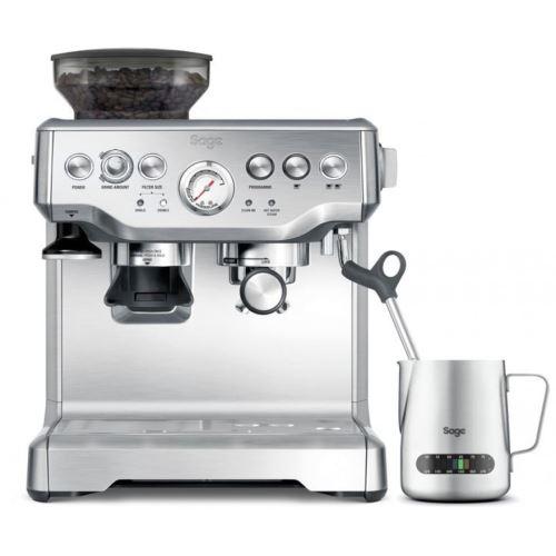 Machine à expresso avec broyeur Sage Appliances Barista Express 1850 W Argent